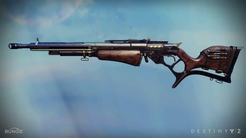 Destiny 2 Presage Mission Walkthrough and Dead Man's Tale Scout Rifle