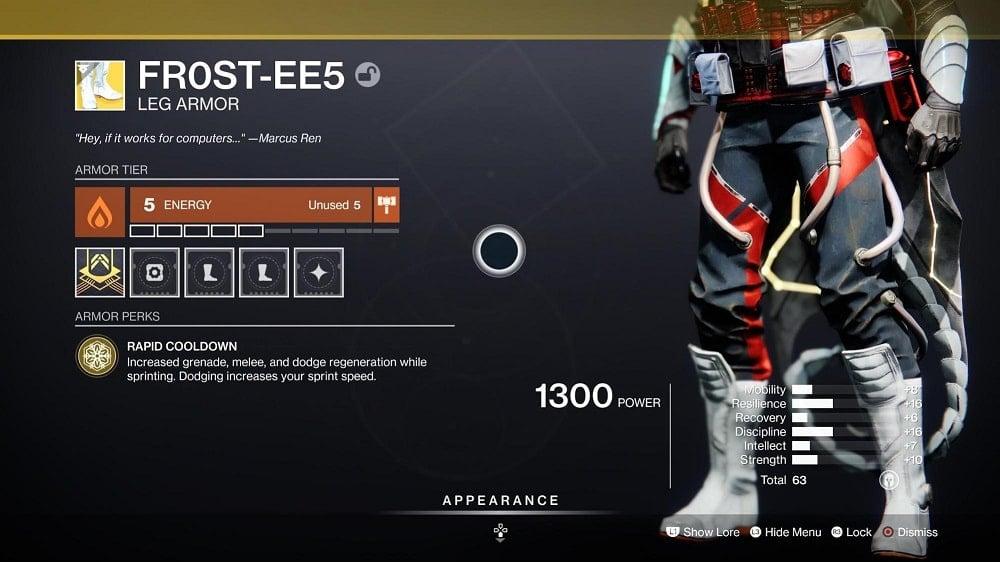 Frost-EE5 - Hunter Builds 4