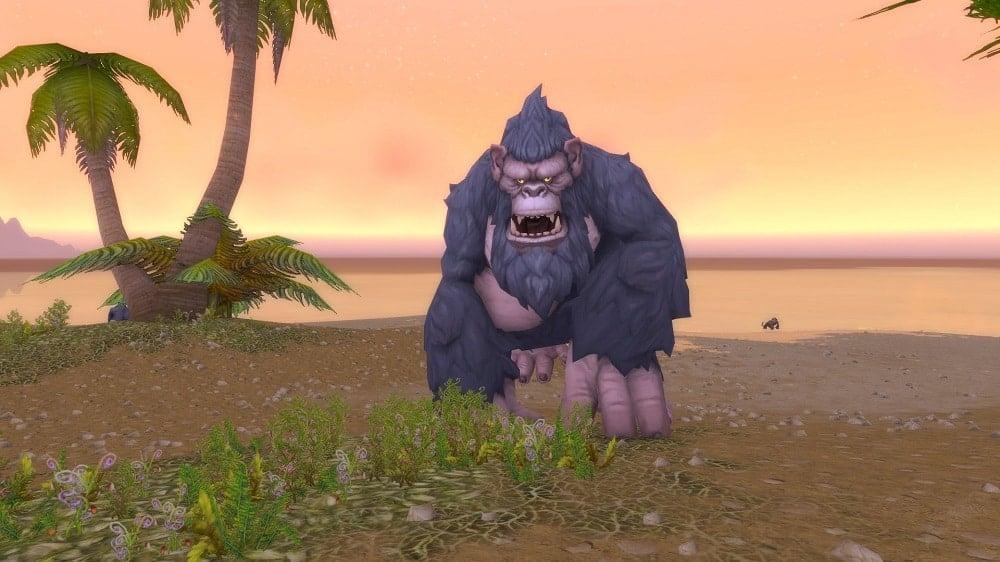 Gorilla WoW Classic Pet