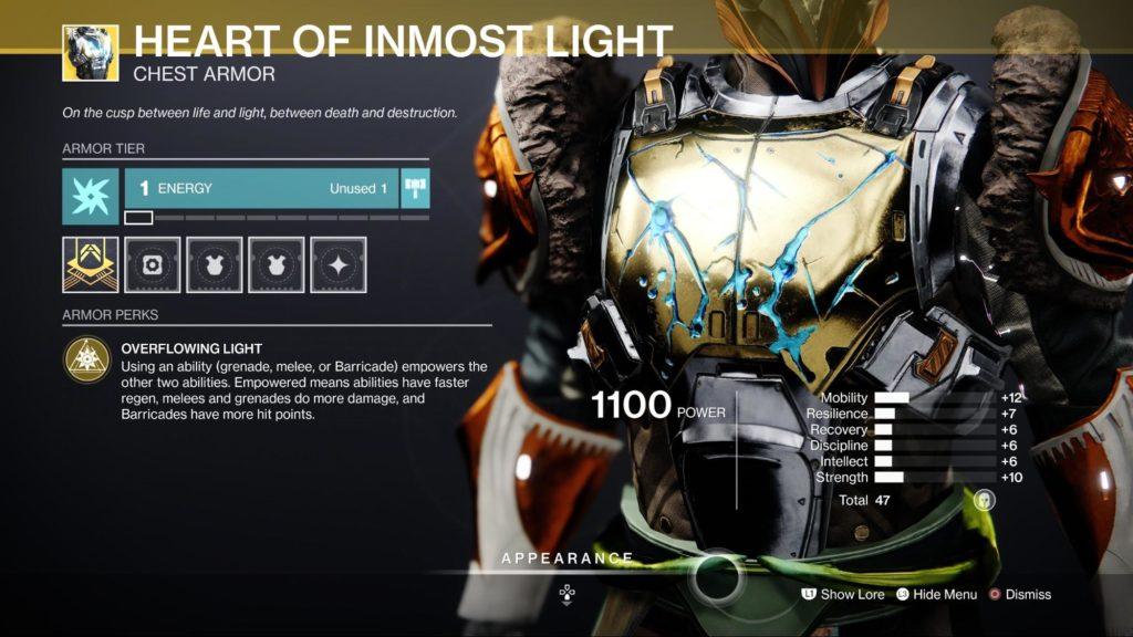 HGG Behemoth Titan Build