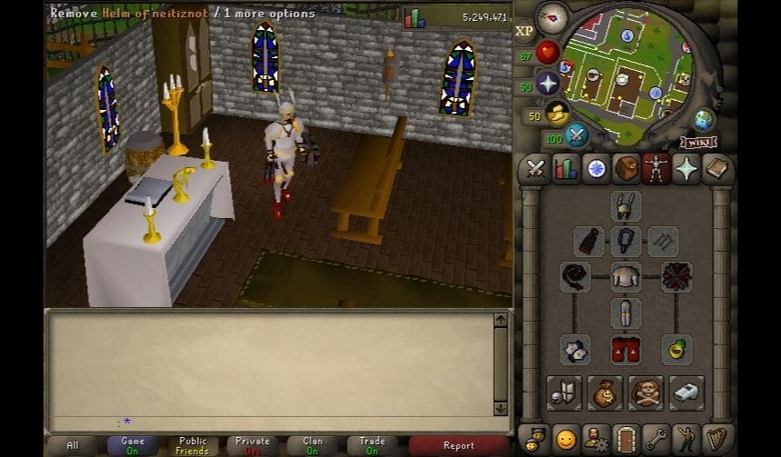 OSRS P2P Prayer 1