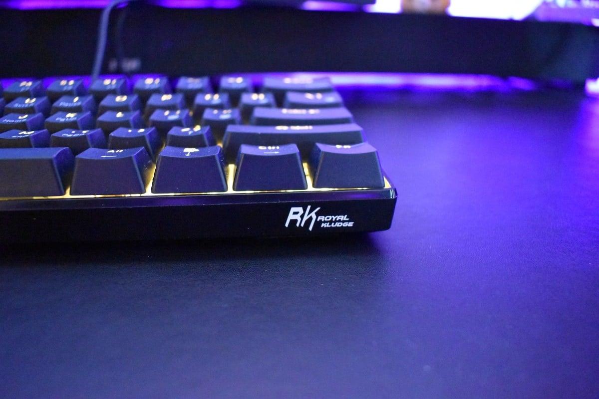 Royal Kludge RK61 60% Mechanical Keyboard Review