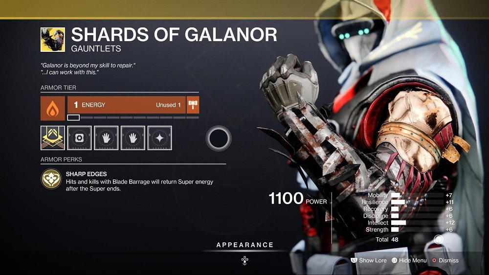 Shards of Galanor - Hunter Builds 3