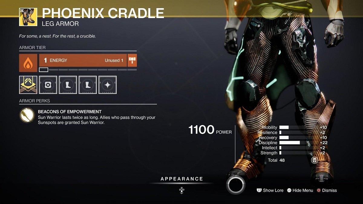 Siegebreaker Titan Build