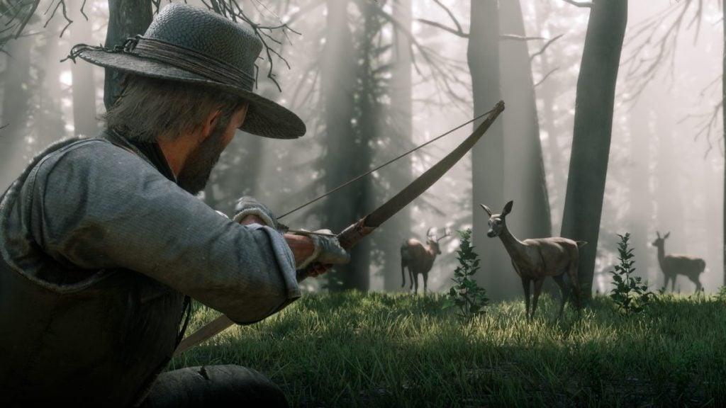 Best Hunting Spots RDR2 Online