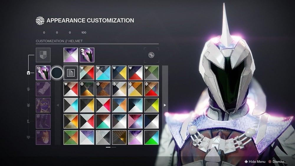 Destiny 2 Transmog Armor 1
