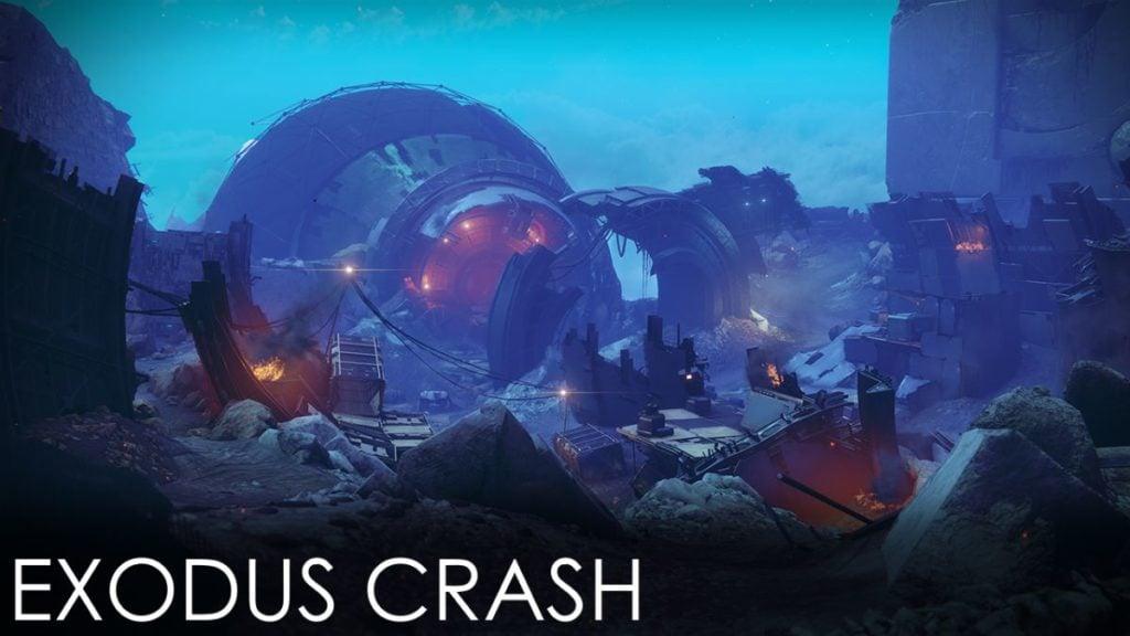 Exodus Crash - #15 All Destiny 2 Strikes Ranked
