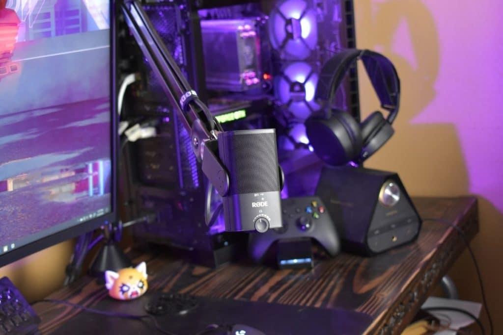 Rode NT USB Mini Mic Setup