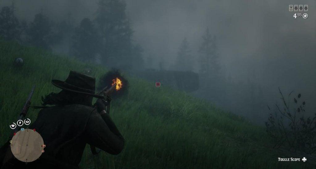 Shooting an American Pronghorn Buck