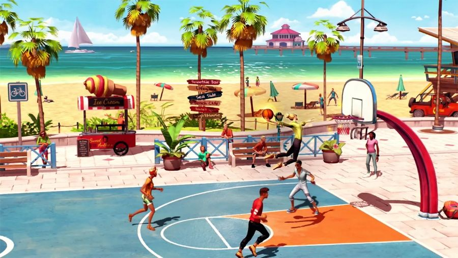 Sports Party - Best Fitness Games for Nintendo Switch