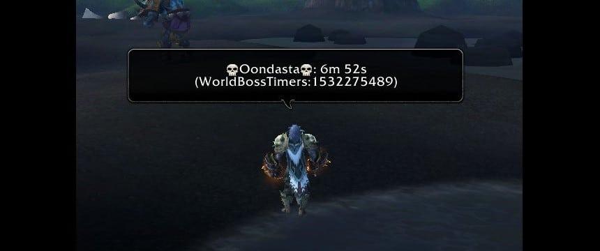 World Boss Timers