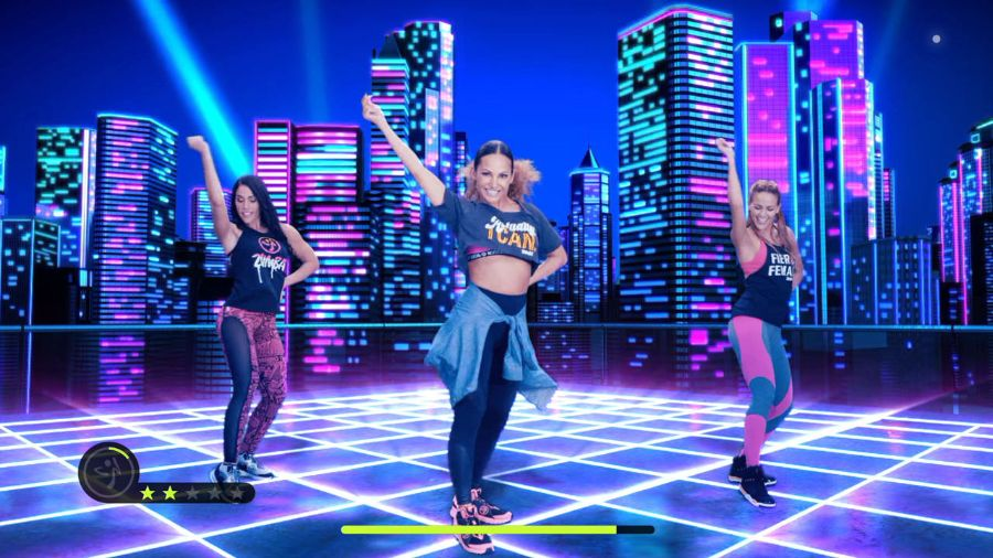 Zumba Burn it Up - Best Fitness Games for Nintendo Switch