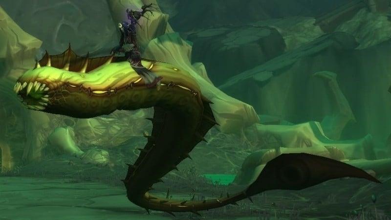 6) Slime Serpent