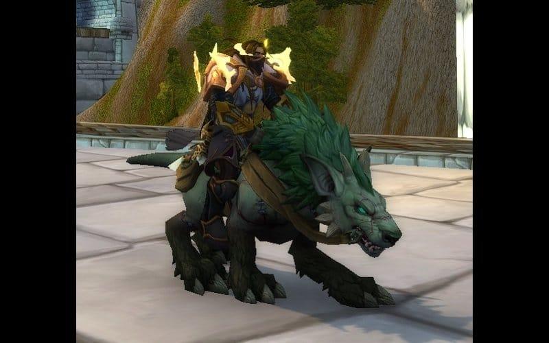 Battlebound Warhound