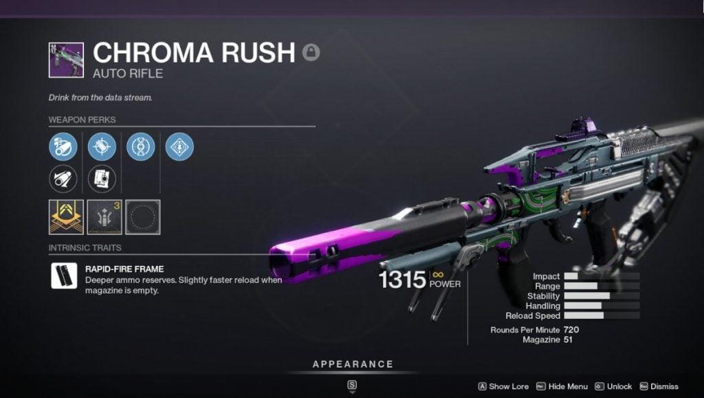 Chroma Rush