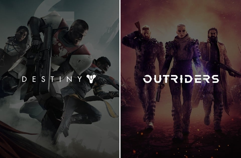 Destiny 2 vs. Outriders