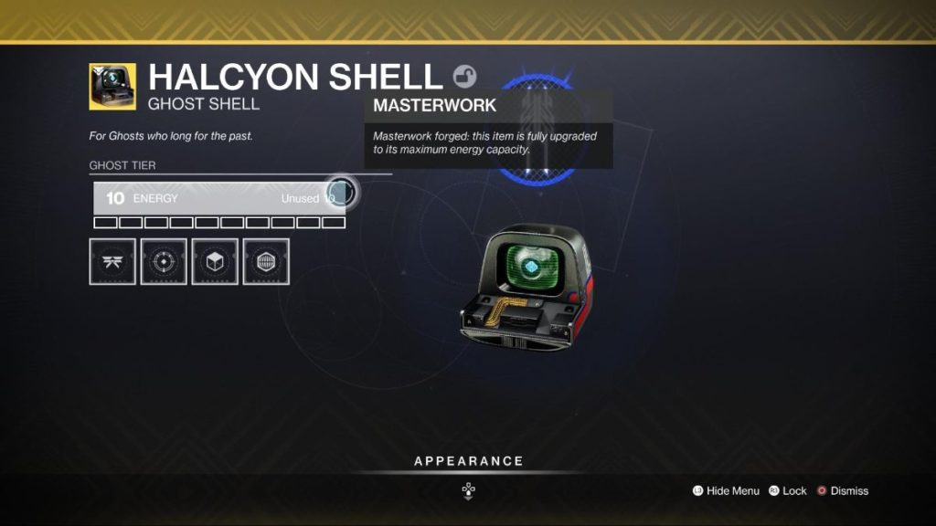 Ghost Shell Mods Explained