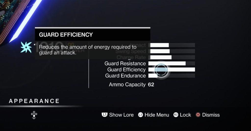 Guard Efficiency