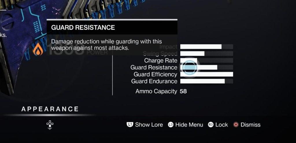 Guard Resistance