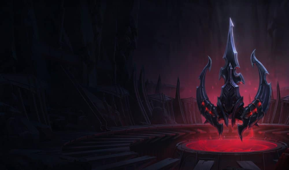 Hail of Blades