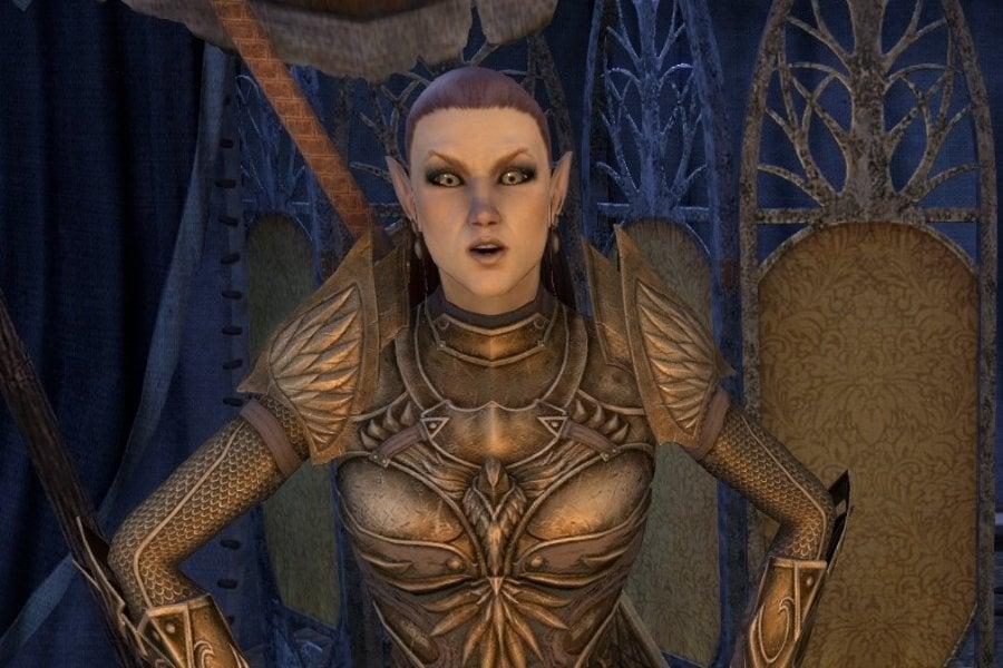 High Elf Dragonknight Healer