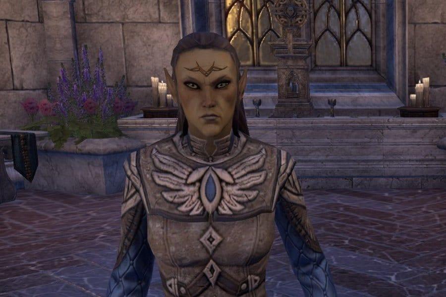High Elf Magicka DPS Templar