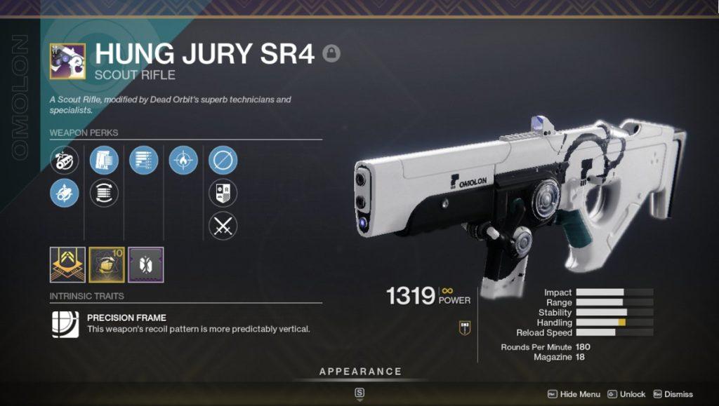Hung Jury SR4