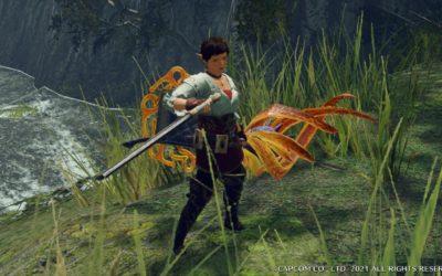Monster Hunter Rise   Best Bow Switch Skills
