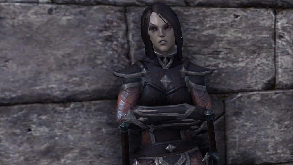 Nightblade Lore Dark Elf