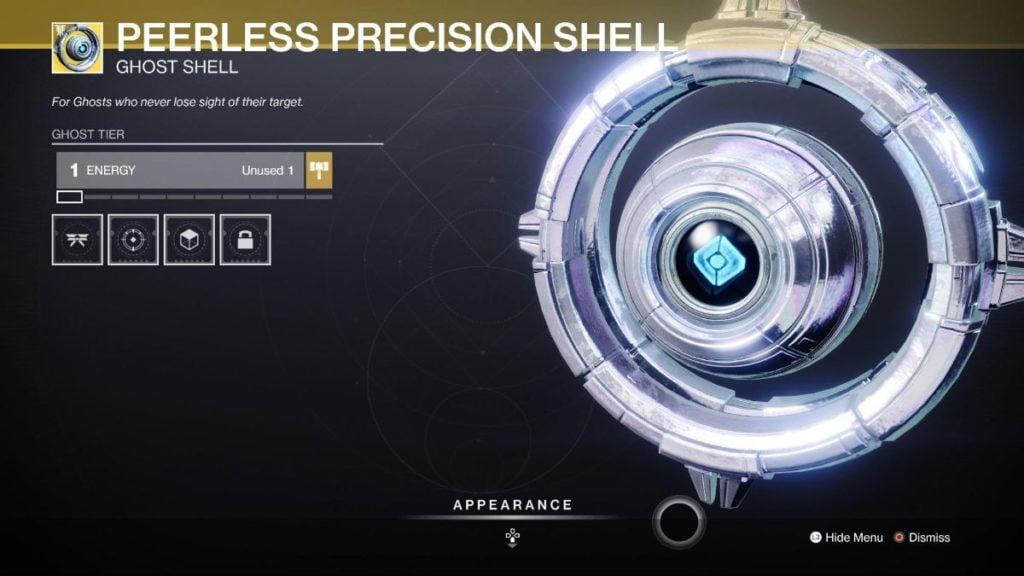 Peerless Precision Shell