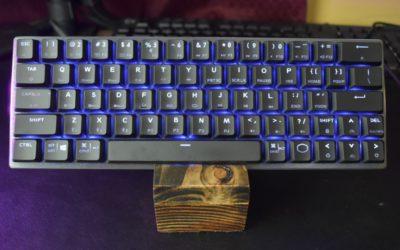 Cooler Master SK622 60% Keyboard Review