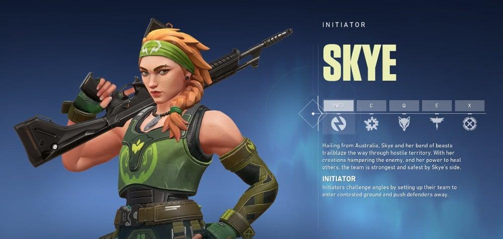Skye Agent
