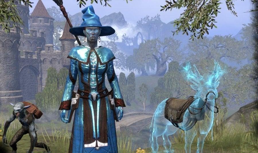 Sorcerer Healer Breton