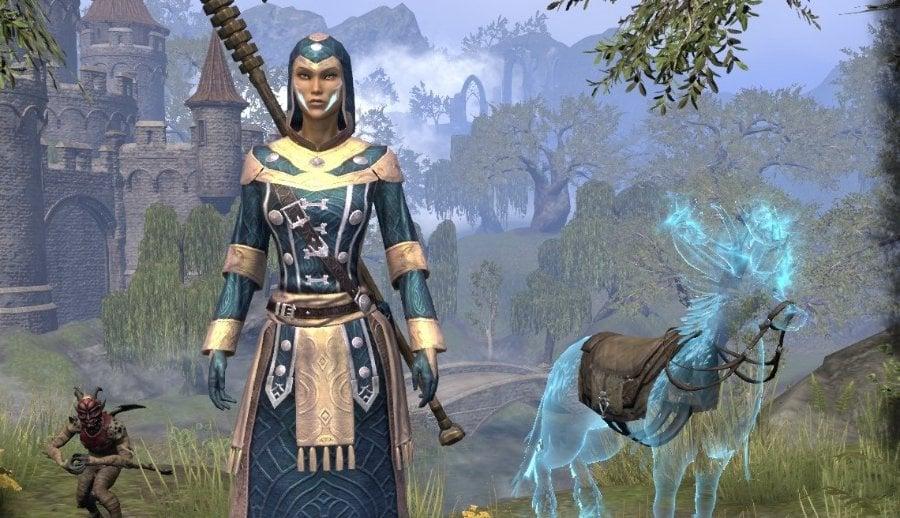 Sorcerer Magicka DPS High Elf