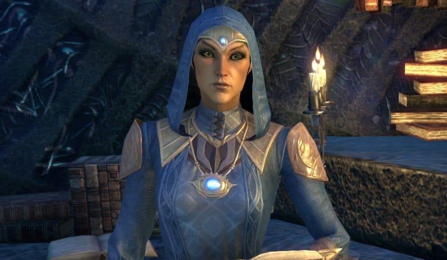 Sorcerer PVP High Elf