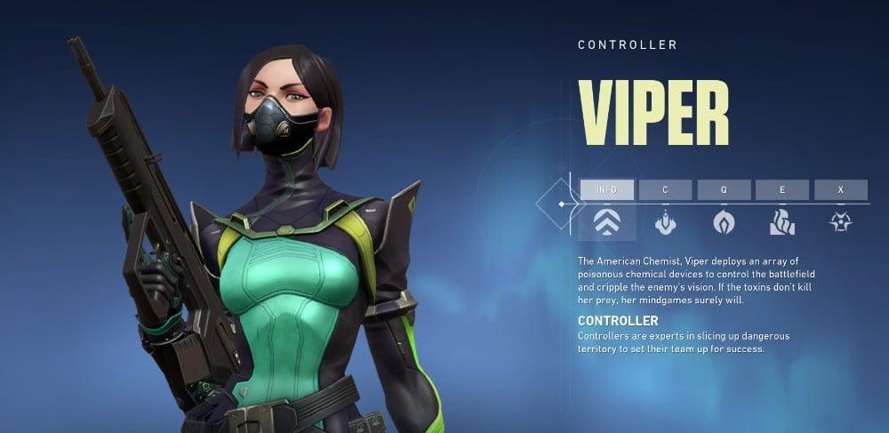 Viper Agent