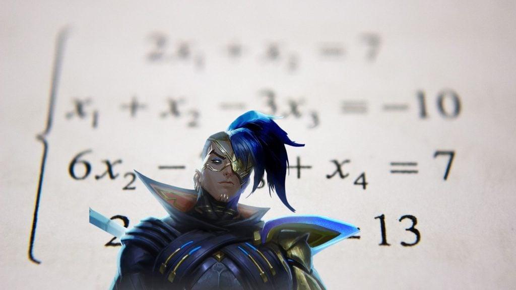 kayn math - breaking it all down