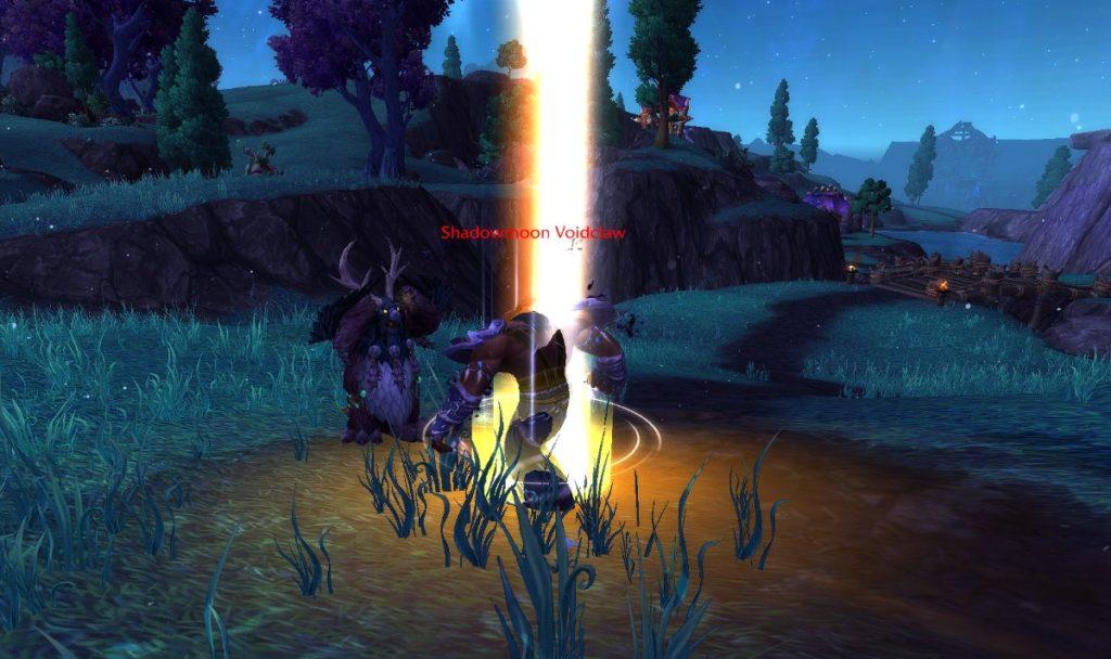 1) Balance Druid