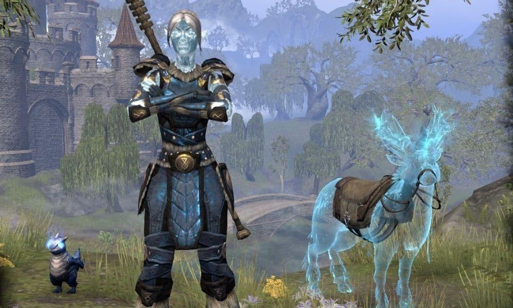 1 Magicka DPS Warden (2)
