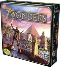7 Wonders - Best 5-Player Board Games