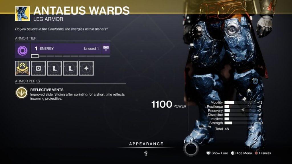 Antaeus Wards