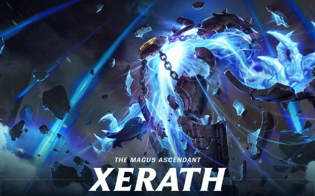 Best Xerath Skins Ranked