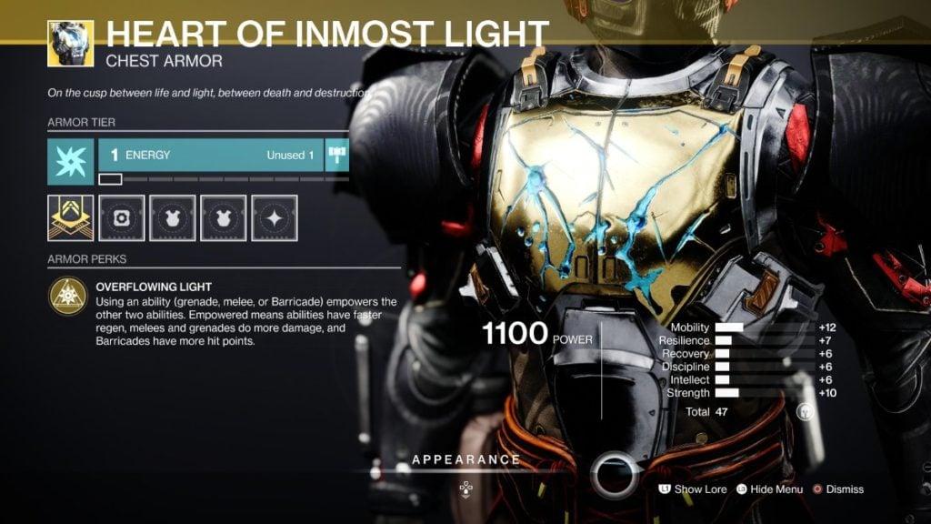 Heart of Inmost Light
