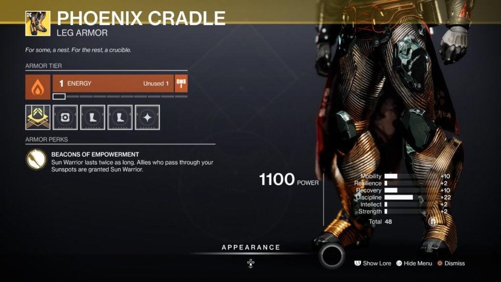 Phoenix Cradle