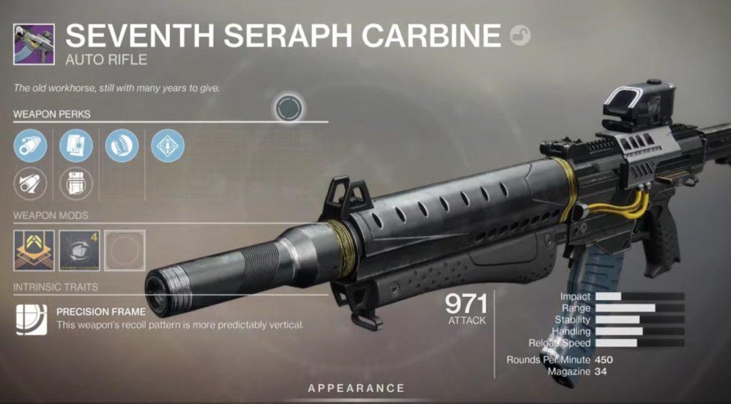 SS Carbine