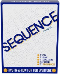 Sequence - Best 3-Player Board Games