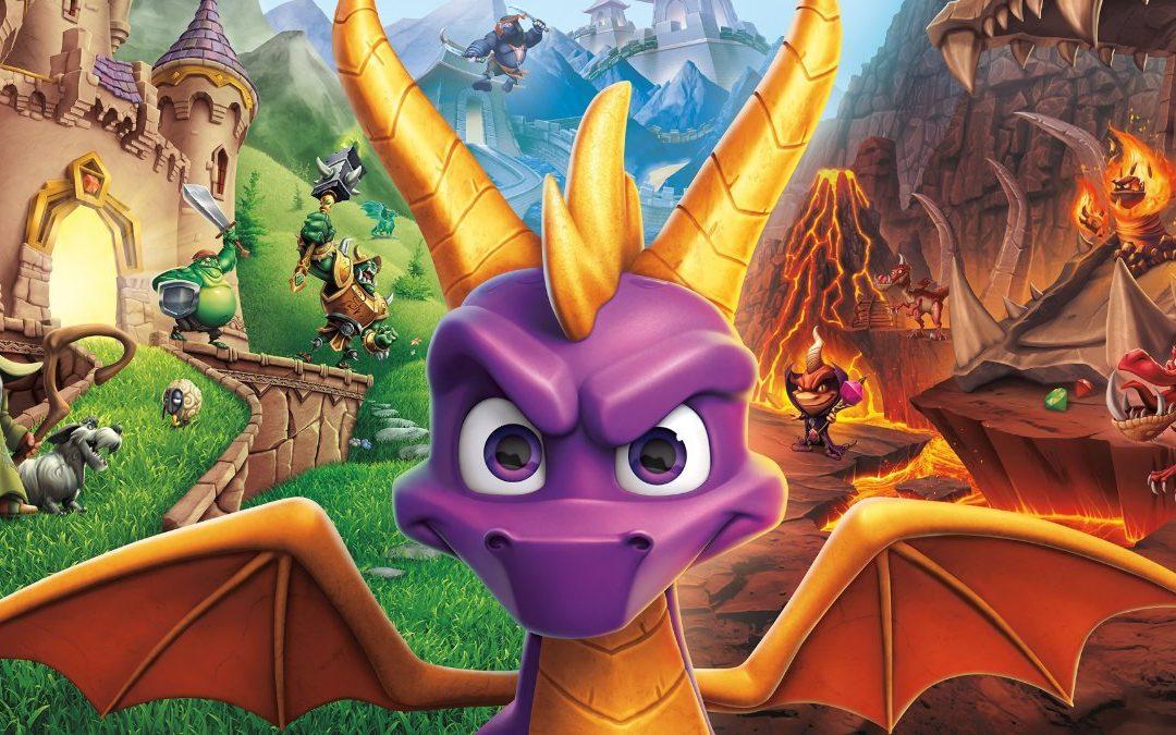 Spyro Games Ranked