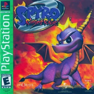 Spyro Riptos Rage