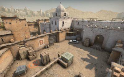 CS:GO   The Best Grenade Spots in Dust 2