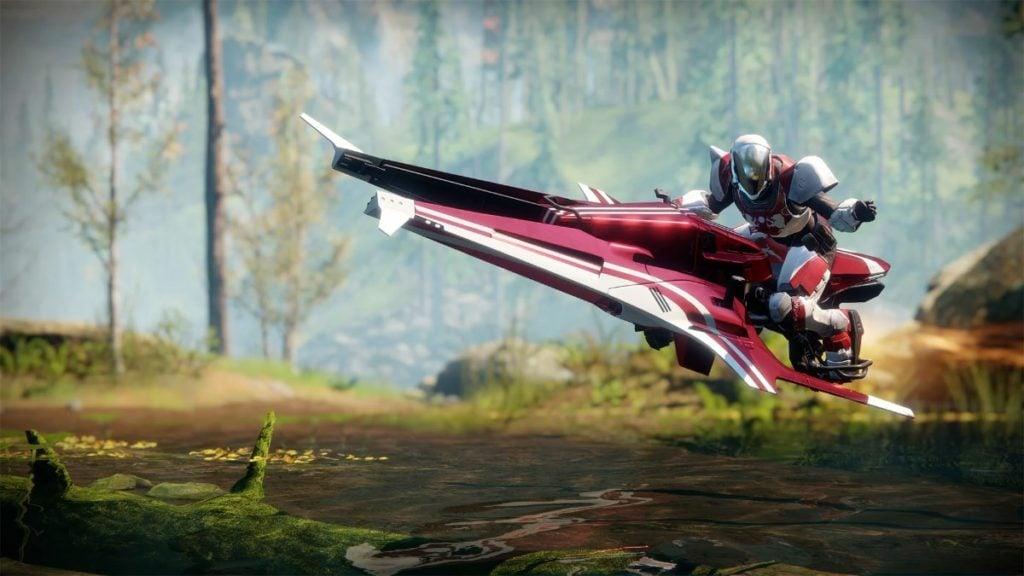 The Best Sparrows Destiny 2